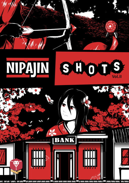 Cover NIP'AJIN Shots Vol.II