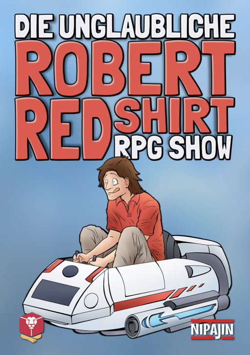 Cover Robert Redshirt